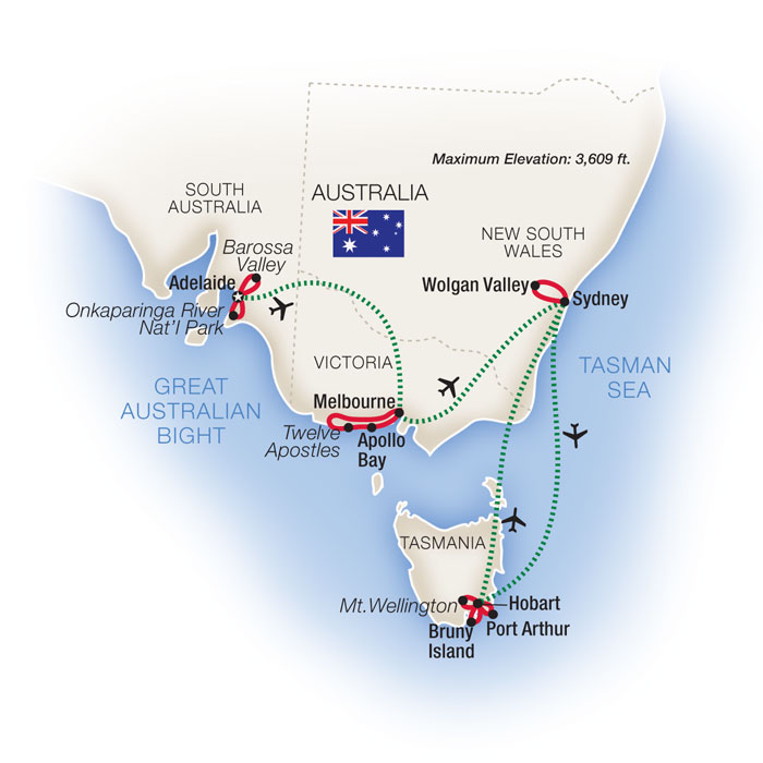 Australia Escorted Tours & Tour Packages | Tauck