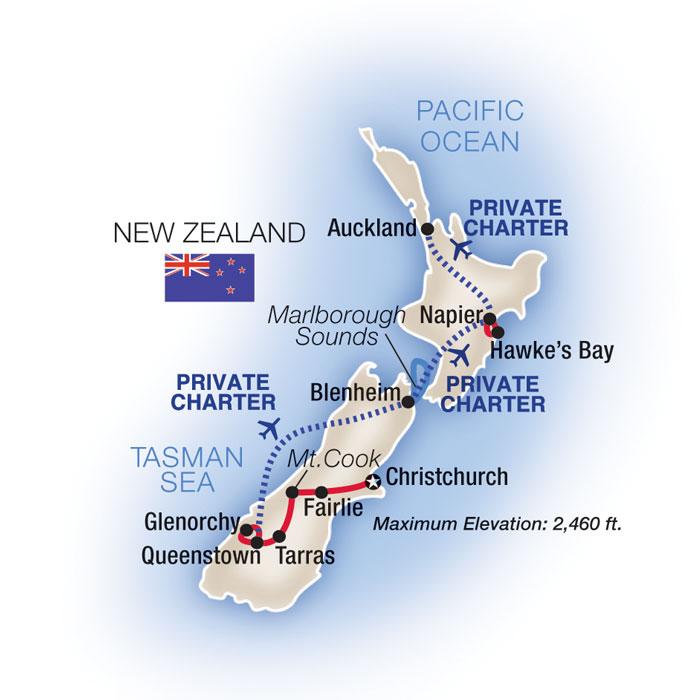 New Zealand Tours