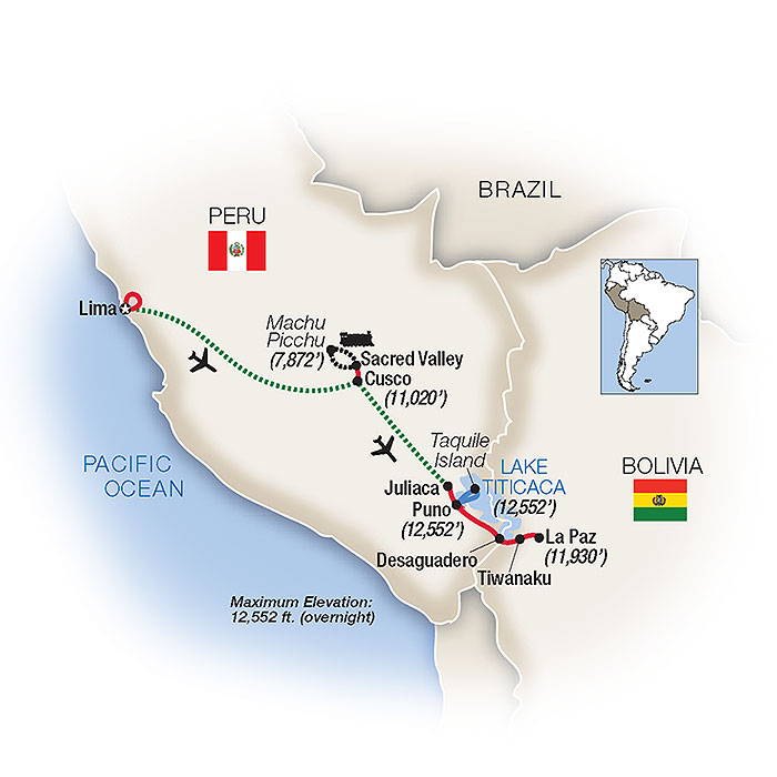 Peru Bolivia Tours