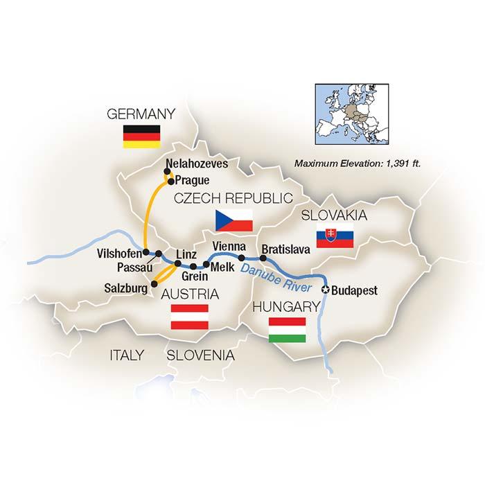 Danube River Tours