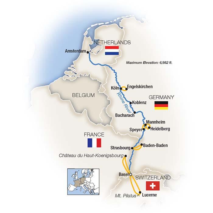 Amsterdam River Cruise