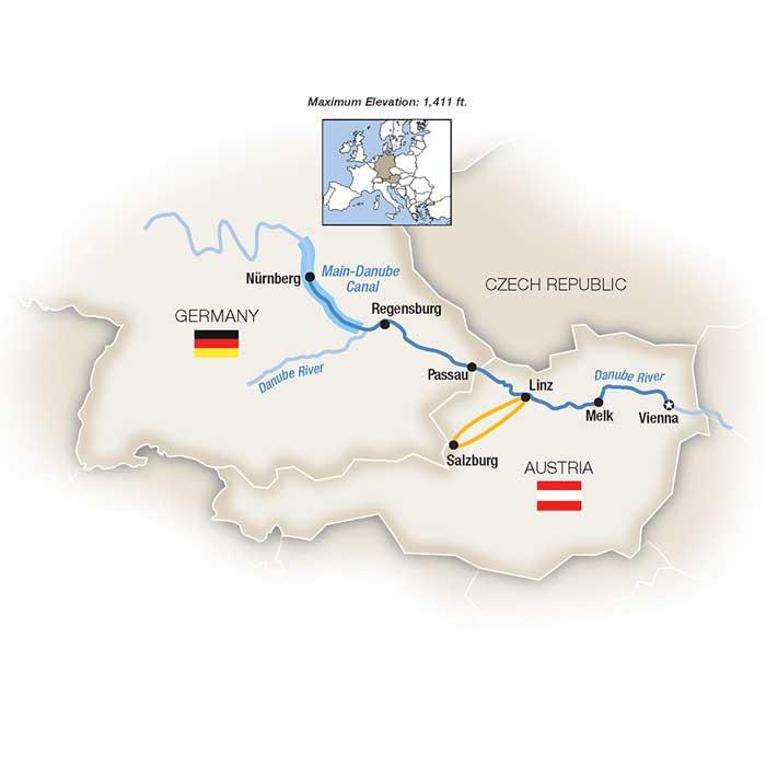 European Christmas Market Tours | Tauck River Cruises