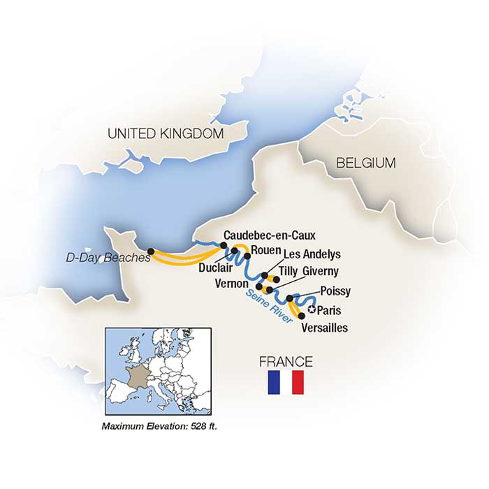 Normandy Tours from Paris