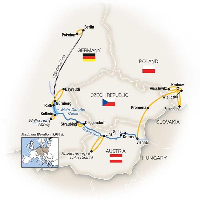 Poland Cruise