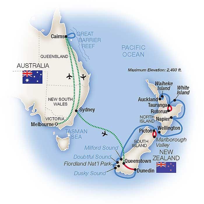 Australia Cruise