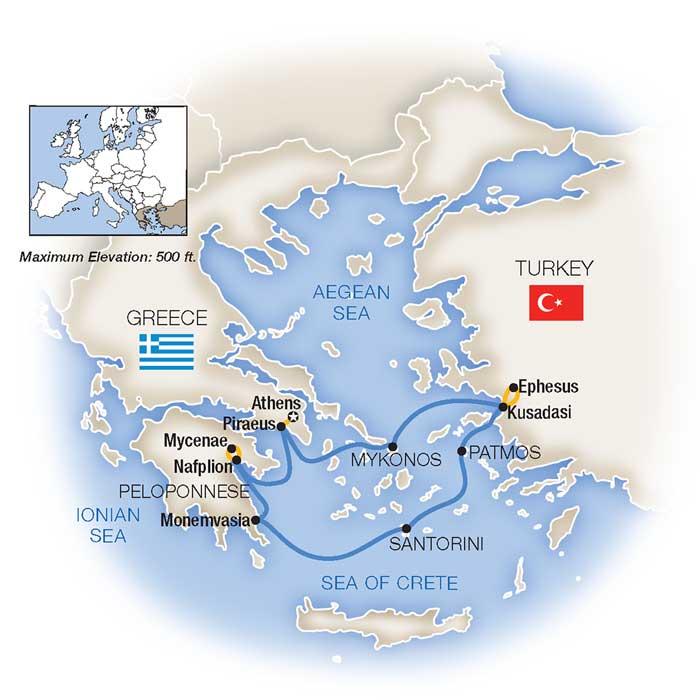 Greek Isles Cruise