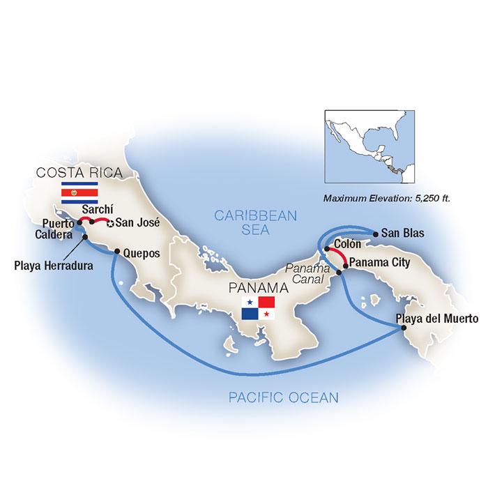 Costa Rica Cruise