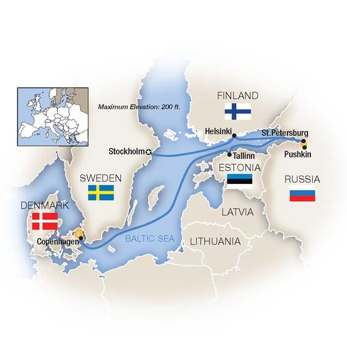 Baltic Cruise