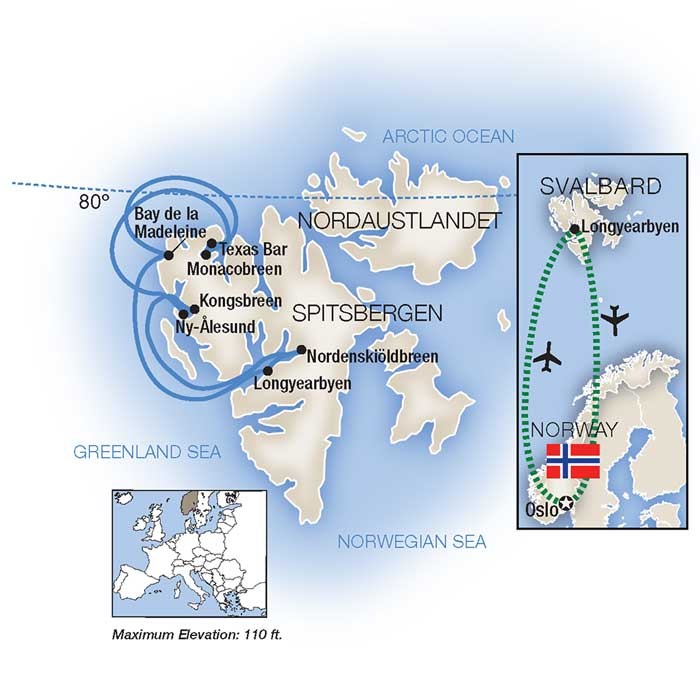 Spitsbergen Cruise