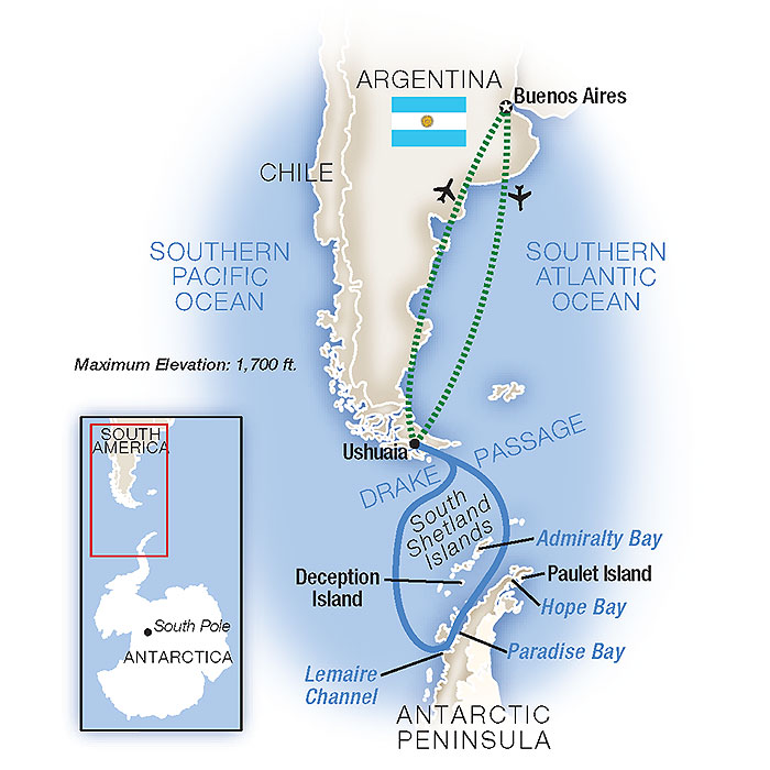 Antarctica Expeditions