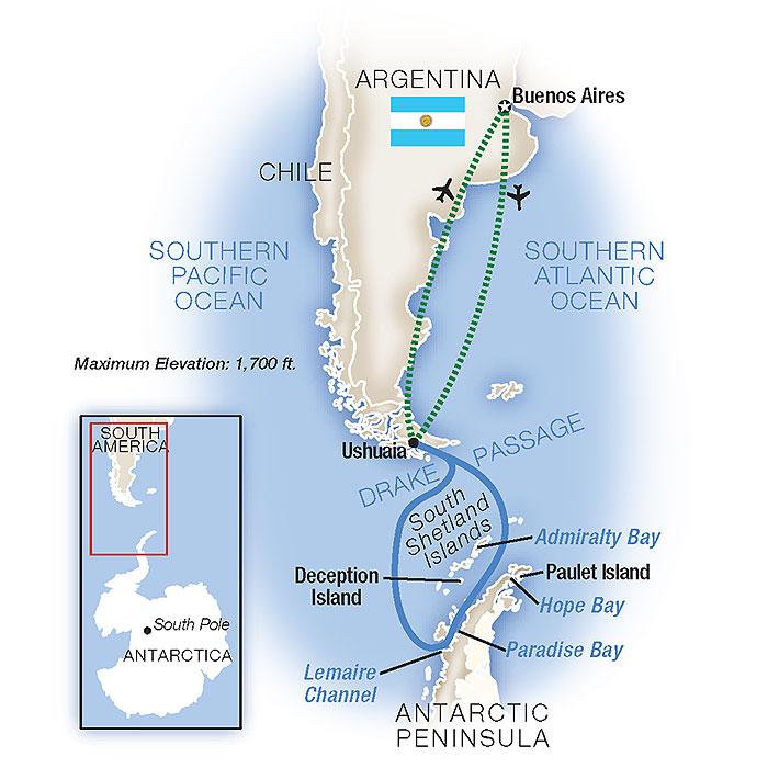 Antarctica Expeditions