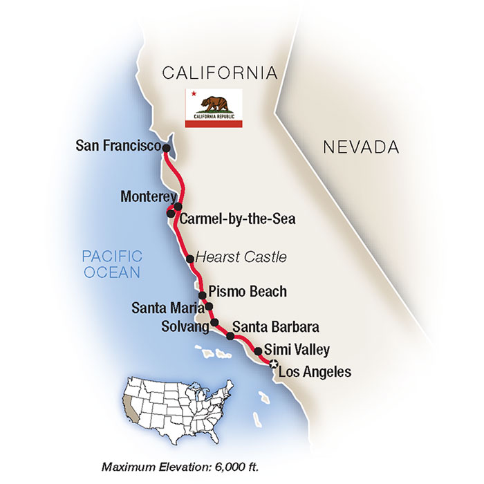 California Tour