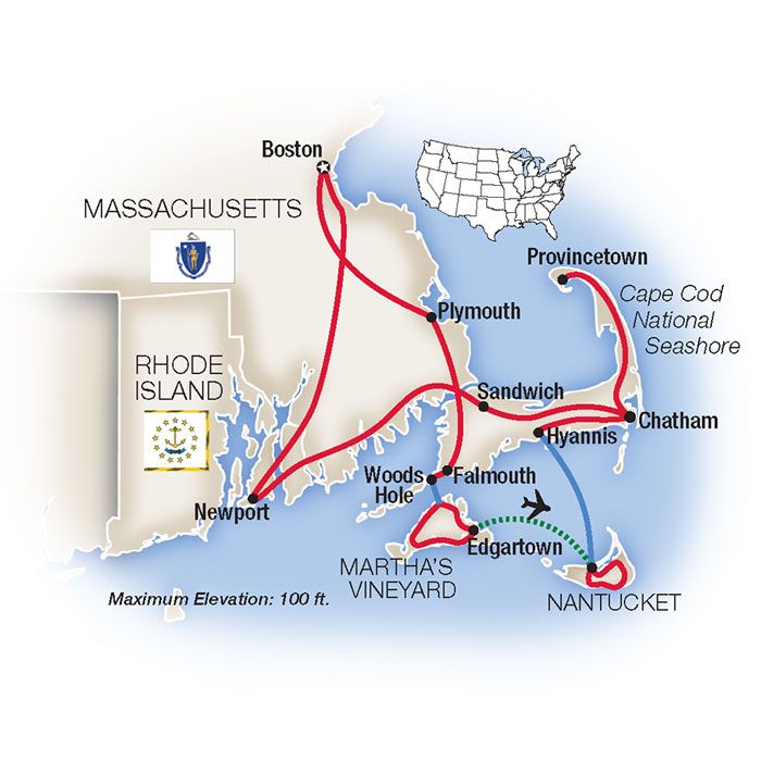 Best Restaurants Cape Cod 2020 New England Escorted Tours & Vacation Packages | Tauck