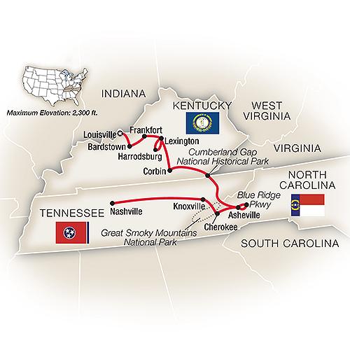 Kentucky Tours
