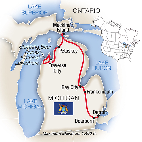 MIchigan Tours