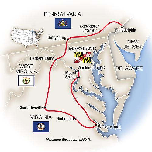 Washington DC Guided Tours