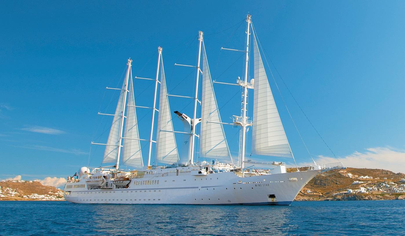 Wind Star Ship | Tauck Small Ship Cruises